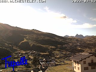 Webcam Trepalle - Bar Ristorante al Chestelet