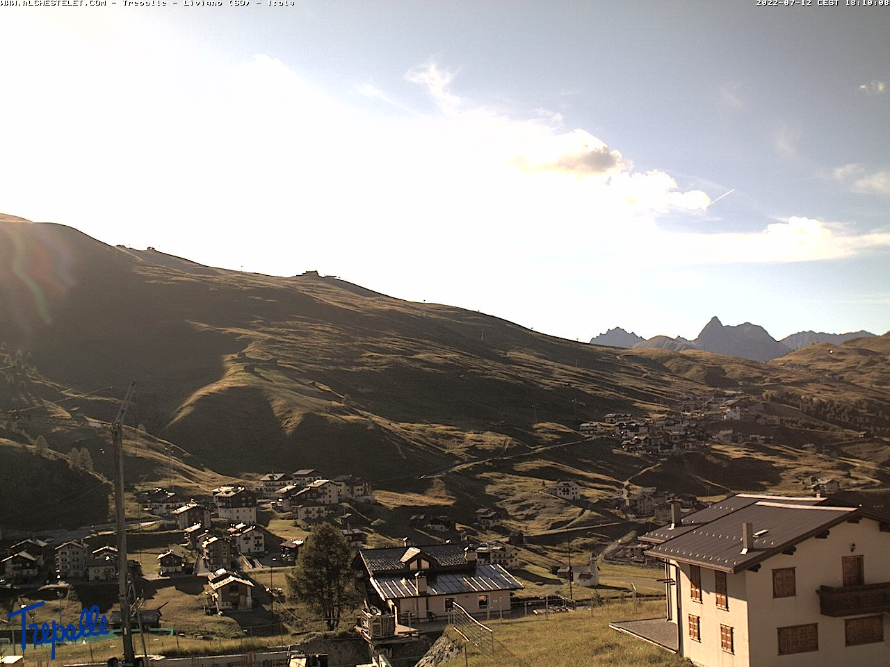 Livigno Trepalle Webcam